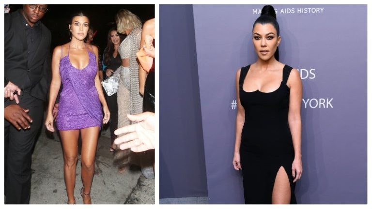 Kourtney Kardashian's most sexiest photos over the years