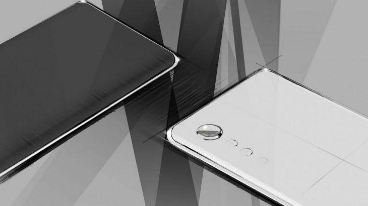 LG unveils a new revolutionary design for smartphones