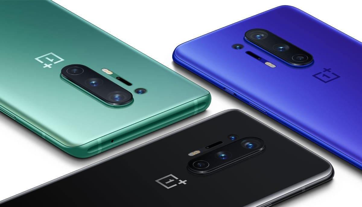 OnePlus 8 & OnePlus 8 Pro