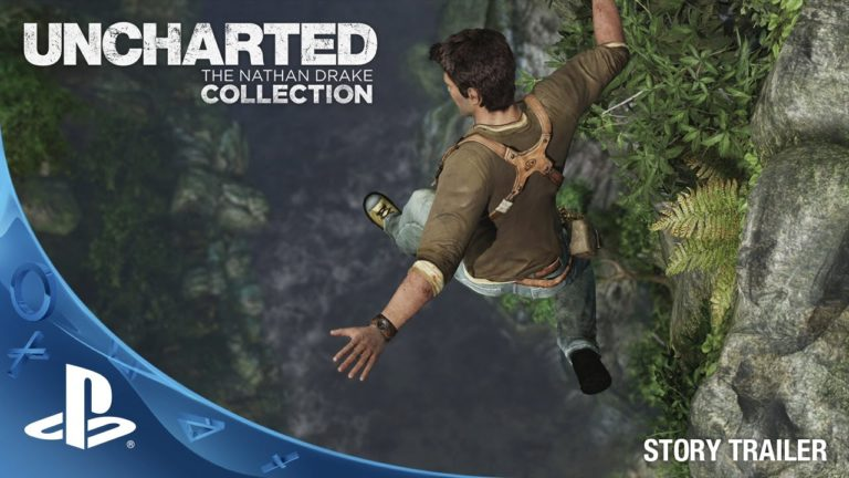 Uncharted: The Nathan Drake Collection will be free for anyone with a PS4