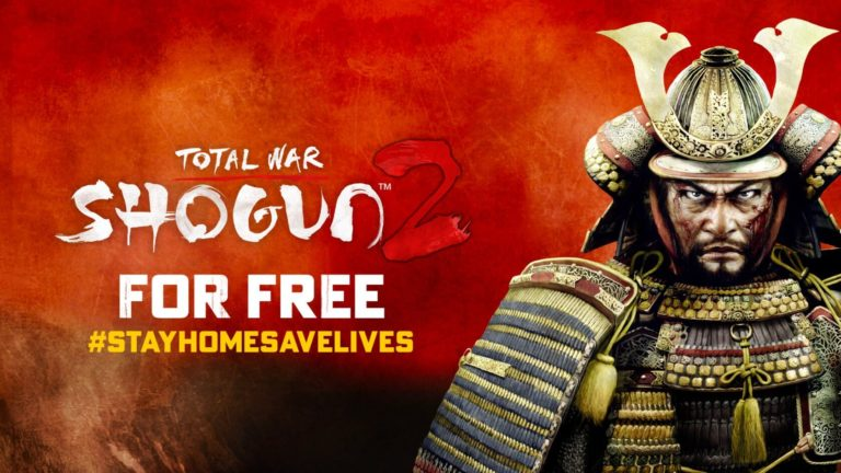 Total War: Shogun 2 is now free-to-keep on Steam
