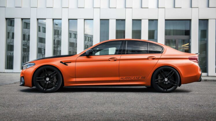 bmw m5 hurricane rs by g power 4