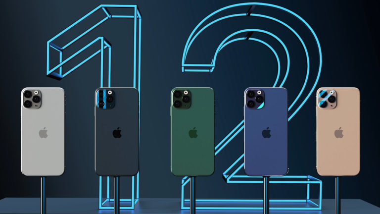 Four new iPhone 12 models have been unveiled