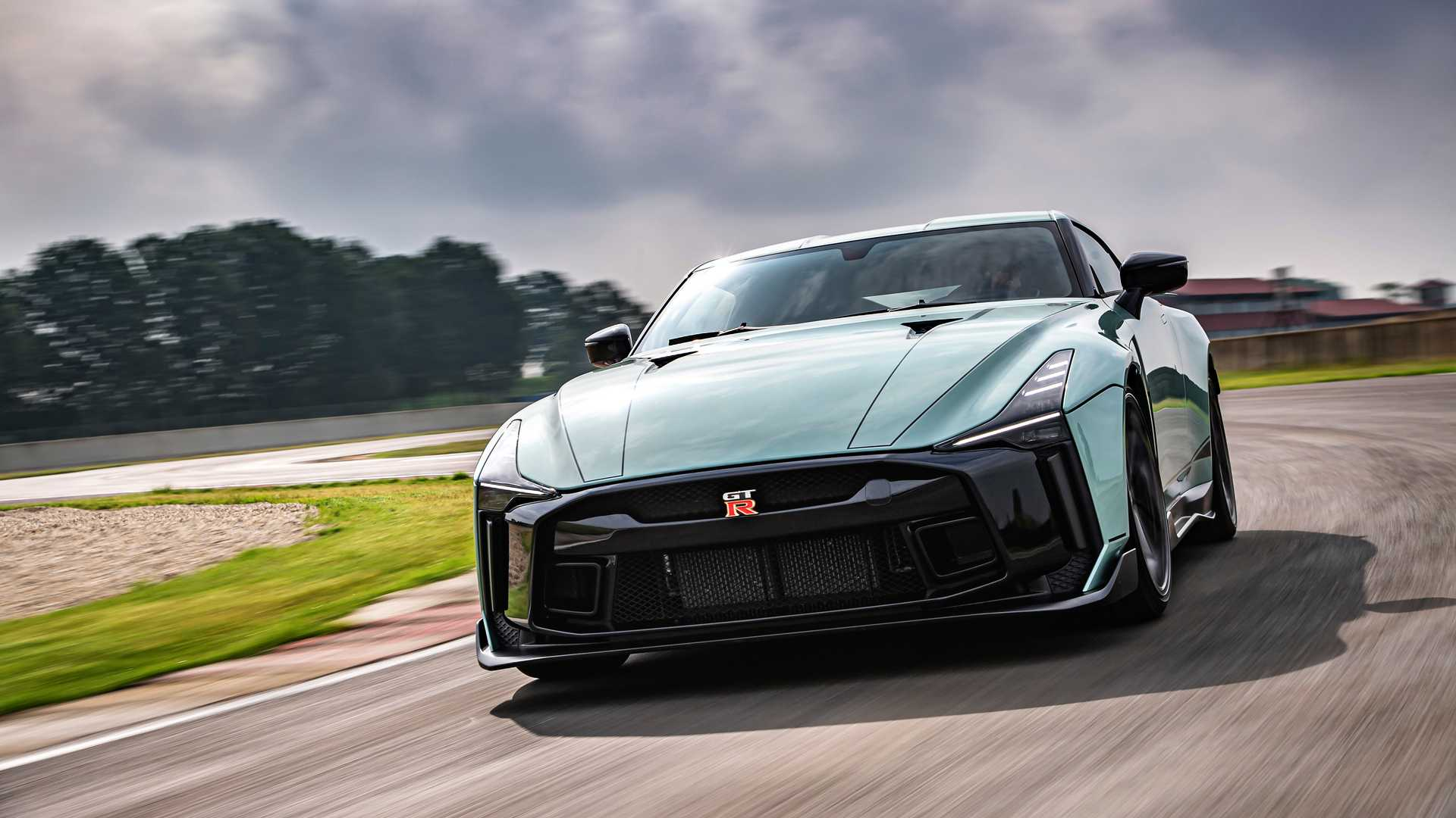 2020 nissan gt r50 by italdesign first production car 1