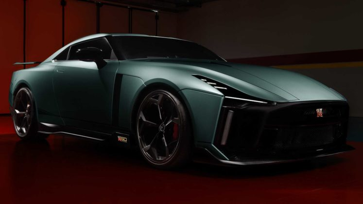 2020 nissan gt r50 by italdesign first production car 2
