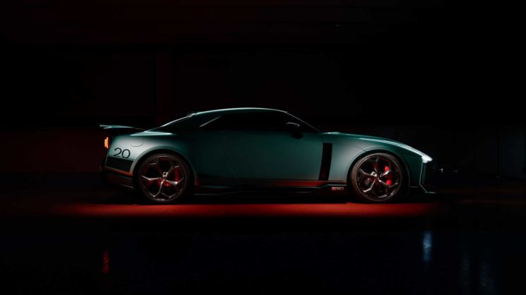 2020 nissan gt r50 by italdesign first production car 4