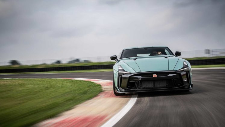 2020 nissan gt r50 by italdesign first production car