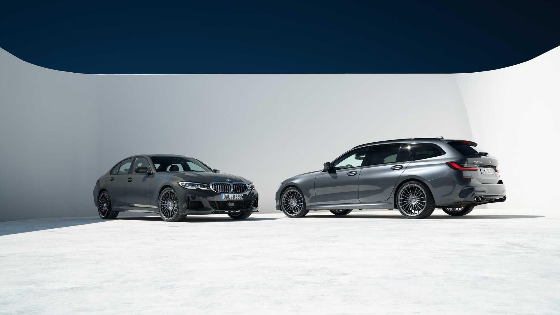 2021 BMW Alpina D3 S