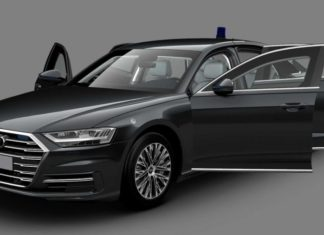 Audi A8 L Security armored
