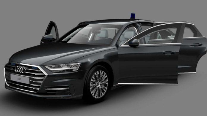 Audi A8 L Security armored