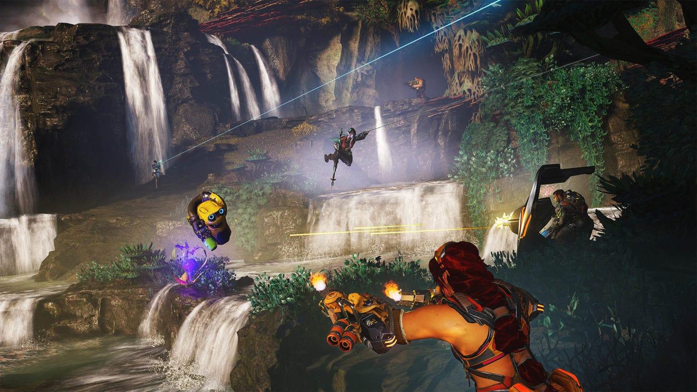 Crucible Shooter Amazon Game Studios