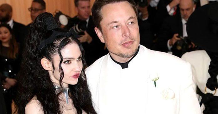 Elon Musk New Baby's Name