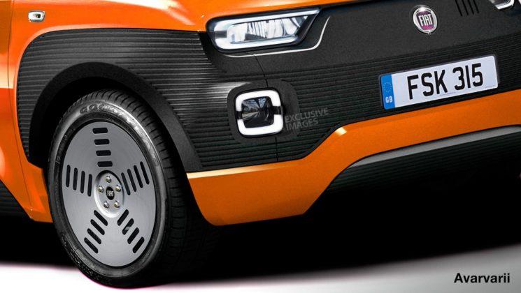Fiat Panda exclusive images 2