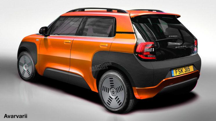 Fiat Panda exclusive images 3
