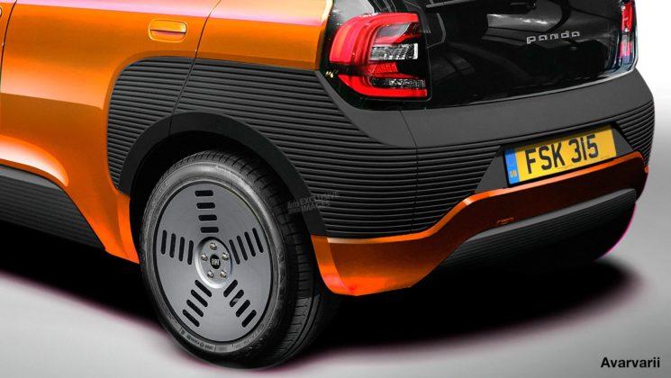 Fiat Panda exclusive images 4
