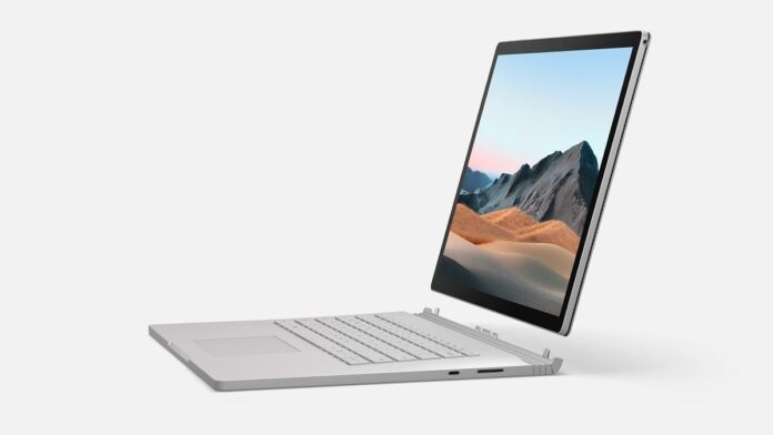 Microsoft Surface Book 3 Official