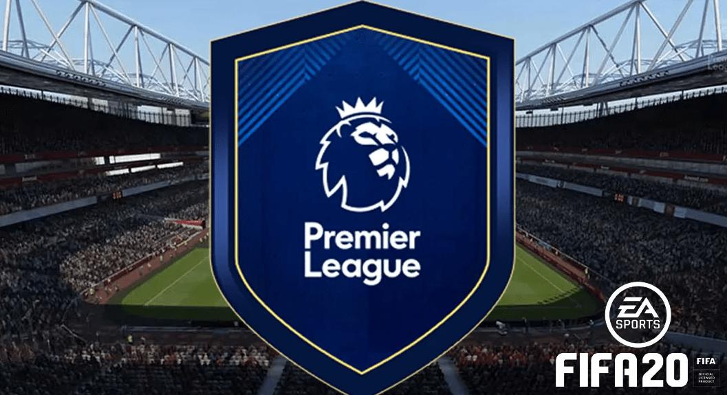 Premier League Sllenge SBC