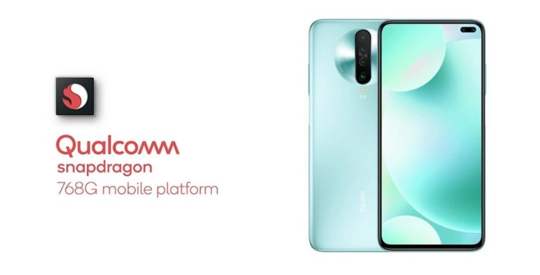 Redmi K30 5G Racing Edition with the new SD 768G officially revealed