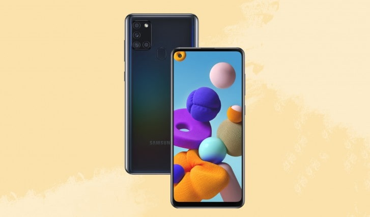 Samsung Galaxy A21s Officially Revealed