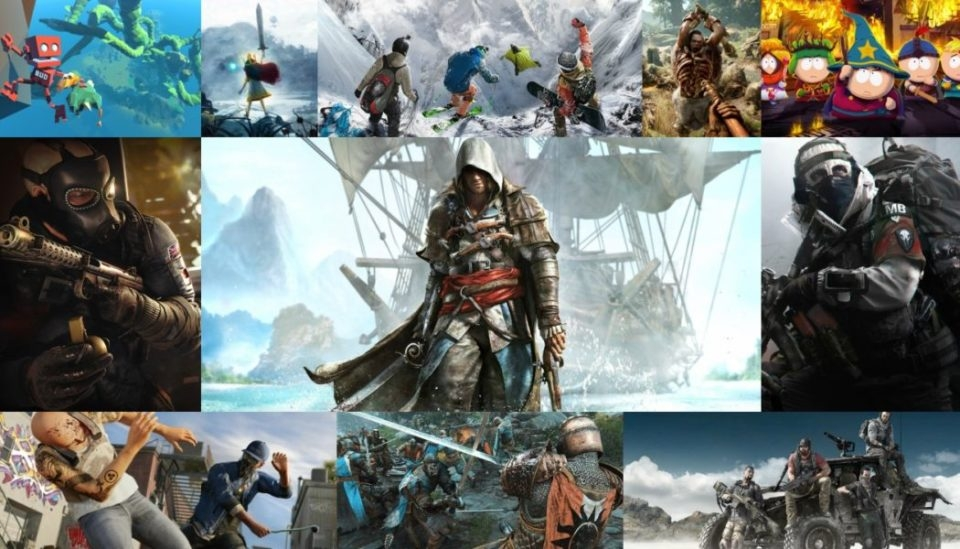 Ubisoft Free Games