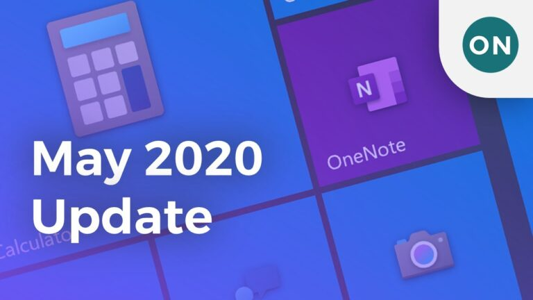 May 2020 Update: Everything you need to know about the next version of Windows 10