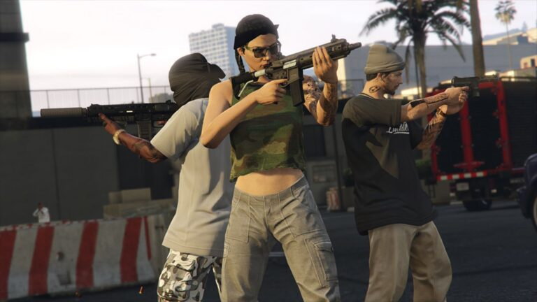 How to play GTA Online with Epic Games Store players