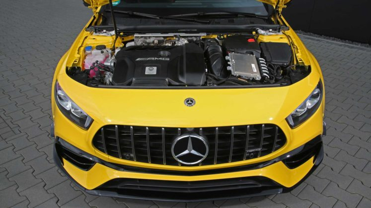 posaidon mercedes amg a45 with 518 hp 4