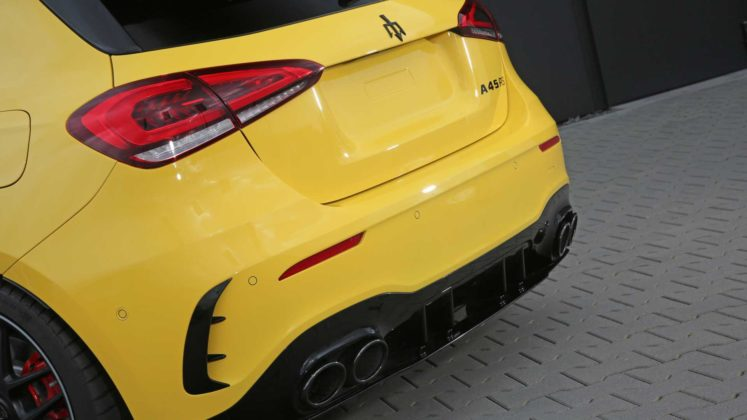 posaidon mercedes amg a45 with 518 hp 9