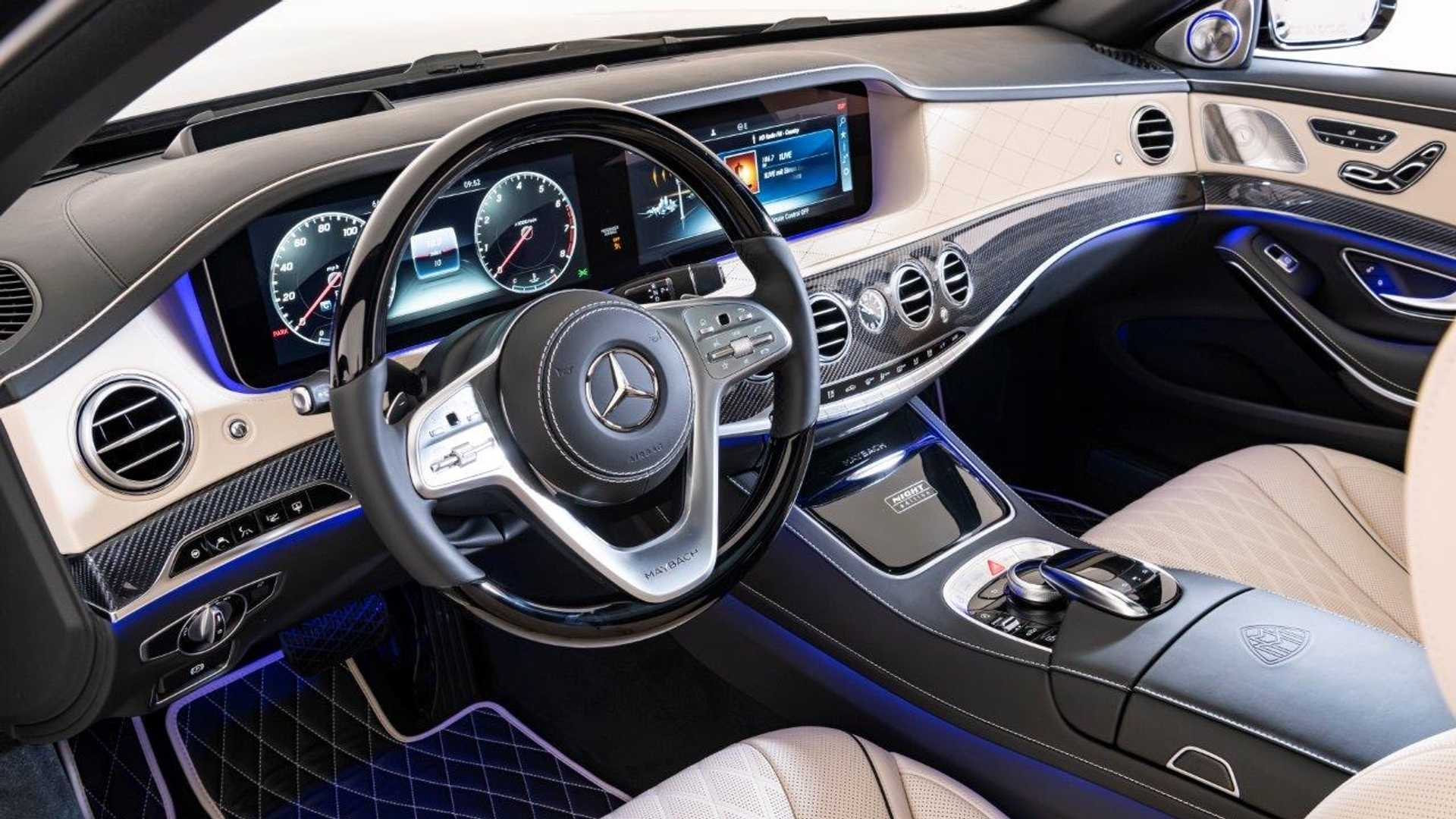 2020 mercedes maybach s650 night edition 3