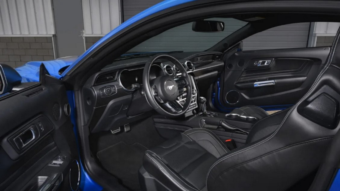 2021 Ford Mustang Mach 1 1001 565 2