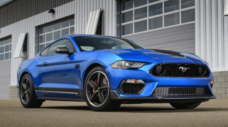 2021 Ford Mustang Mach 1 1001 565
