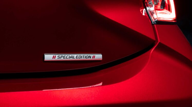 2021 toyota corolla hatchback special edition 2
