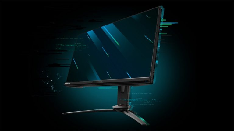 Acer unveils their new Predator X25 360Hz Gaming monitor