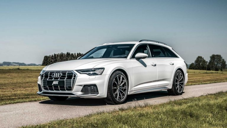 ABT Audi A6 Allroad comes more powerful