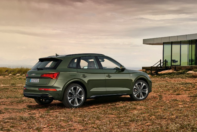 New Audi Q5 Facelift Unveiled