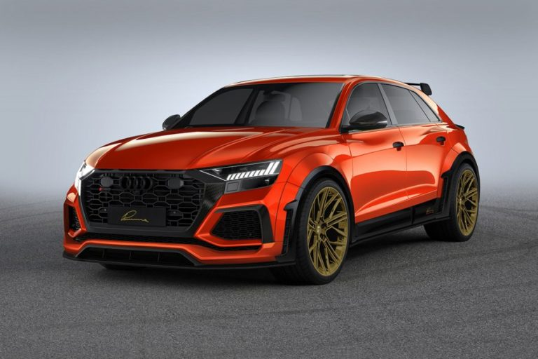 The new 38 thousand euros package for Audi RS Q8