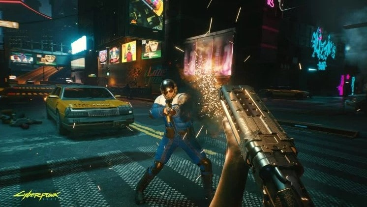 Check out the new Cyberpunk 2077 trailer