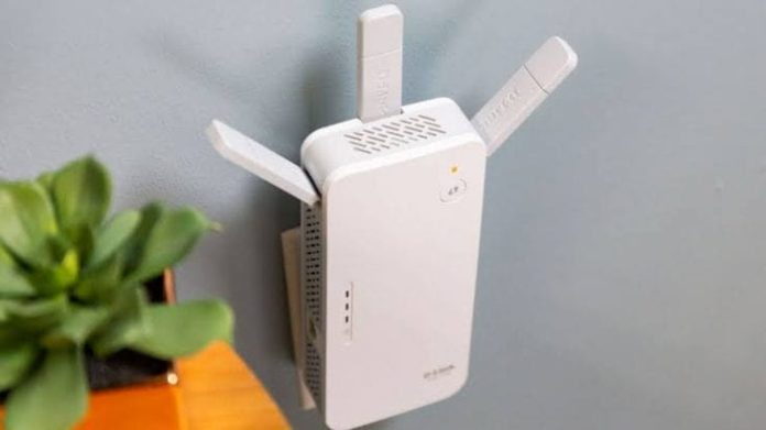 Wi-Fi extender/repeater