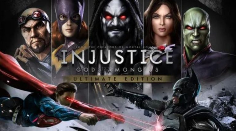 Injustice: Gods Among Us Ultimate Edition is free-to-keep on Steam