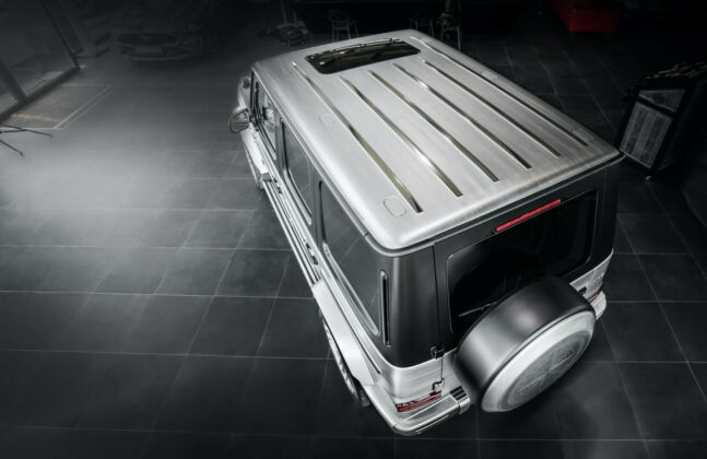 Mercedes AMG G63 Yachting Edition by Carlex Design 8