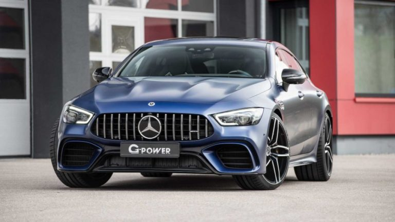 G-Power with three packages for the Mercedes-AMG GT 63 S