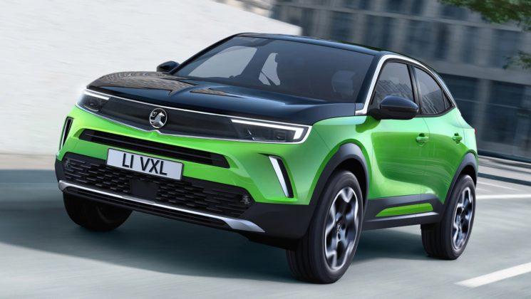 New Vauxhall Mokka 2020 3