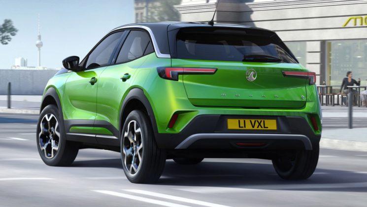 New Vauxhall Mokka 2020 5