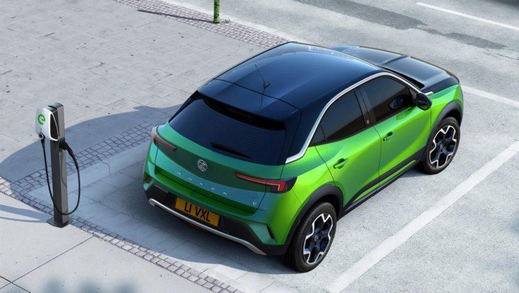 New Vauxhall Mokka 2020 7