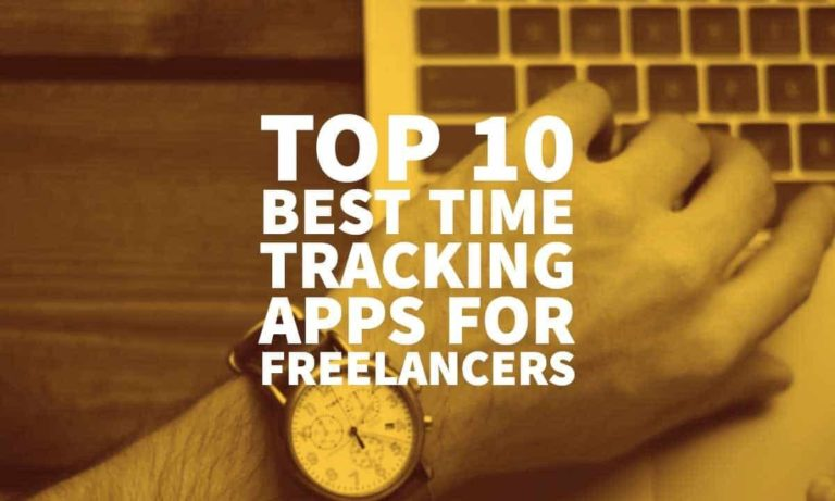The Best Time-Tracking Apps for Freelancers