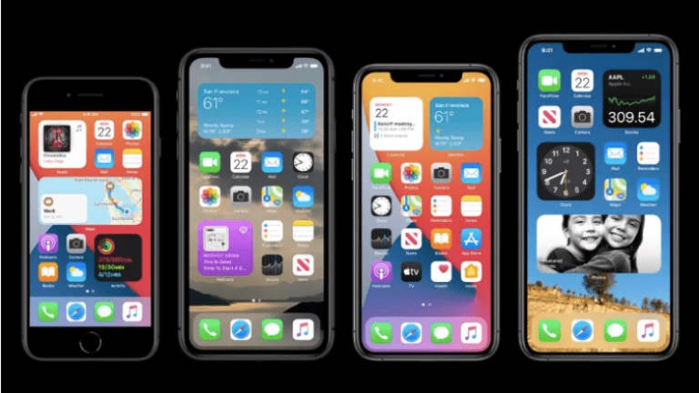 With iOS 14, Apple redesigns the iPhone screen, who will get it?