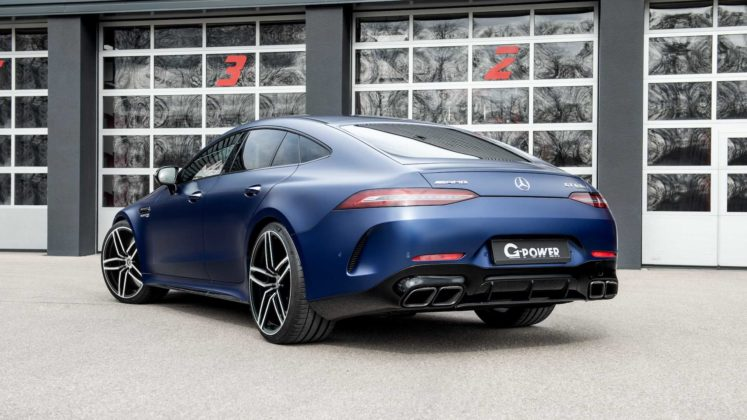 mercedes amg gt 63 upgrade by g power 3
