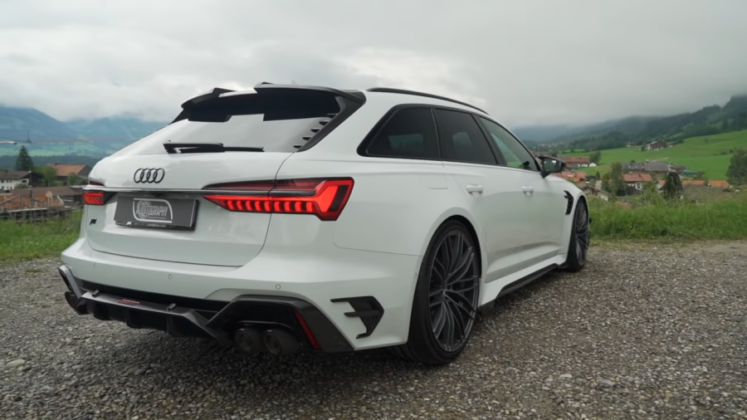 2021 Audi RS6 R Avant by ABT 1