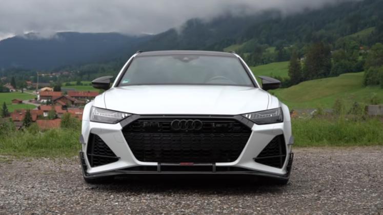 2021 Audi RS6 R Avant by ABT 3
