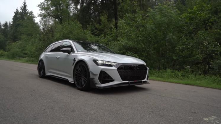 2021 Audi RS6 R Avant by ABT 6